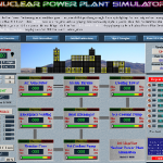 Nuclear Power Plant Simulation Game