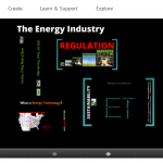 The Energy Industry (Prezi)